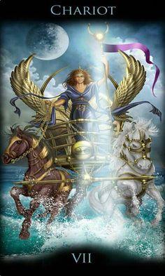 Галерея Legacy of the Divine Tarot – 80 фотографий The Chariot Tarot, Divine Tarot, Tarot Significado, Major Arcana Cards, Daily Tarot, Tarot Card Meanings, Tarot Spreads, Oracle Cards, Tarot Decks