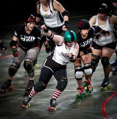 Derby blocking styles