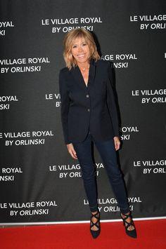 Brigitte Macron à Paris le 15 setembre 2016