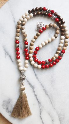 Mala 4 necklace
