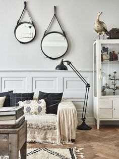 my scandinavian home: A Swedish pad with a mix of boho vintage and modern
