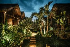 Phum Baitang a five star Cambodian resort by AW2 architects