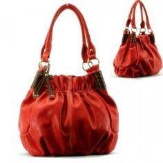 Ribbon Golden Hardware Purse And Bag Handbag Orange Red Rcha32451pnk 39 99