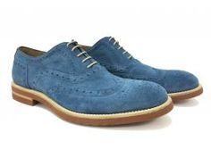 FRANCESINA IN CAMOSCIO INDACO. 100% MADE IN ITALY!!! #madeinitaly #shoes #suede #moda