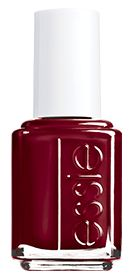 Shearling Darling - Deep Ebony Red Nail Polish by Essie