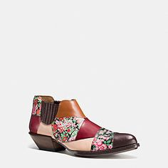 coach spring 2016 booties - Google Search
