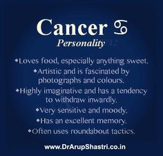 Do You Know how #Cancer personality is. Check here>>>>