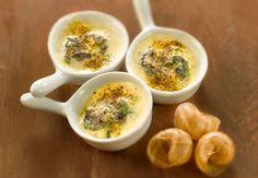 Crème brûlée aux escargots en persillade - 15 recettes de Bourgogne pour vous régaler - Cuisine Actuelle