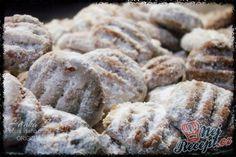 Kakaovo-kokosové placičky Graham Crackers, Kakao, All Things Christmas, Christmas Cookies, Cooking Recipes, Bread, Ethnic Recipes, Sweet, Blog
