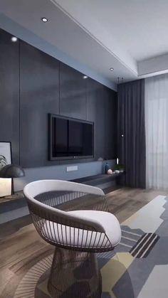 Modern Mansion Interior, Modern Luxury Bedroom, New Interior Design, Interior Design Business, Apartment Interior Design, Luxurious Bedrooms, Interior Design Living Room, Small Living Room Design, Home Room Design