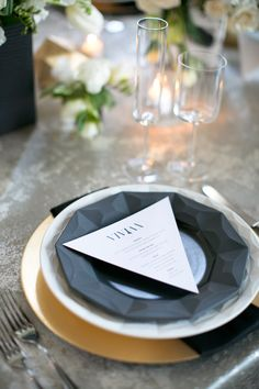 Wedding Menu Designs That'll Get Your Guests' Mouths Watering | Brides
