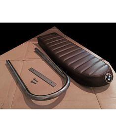Kit di modifica per sella k100 / K75 modello scrambler composto da telaio e sella pronti per il montaggio