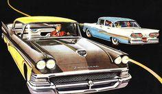 1958 Fairlanes