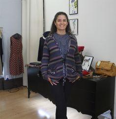 Luzzety Rapaza Ela Diz, jacket by Mado et les autres