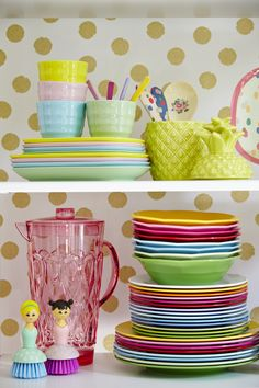 RICE DK -- RICE makes a fun array of ceramic & plastic Dinnerware, Kitchenware, Picnic Accoutrements, & Household Furnishings & Accessories
