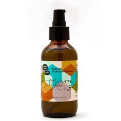 Frankincense + Flowers Body Oil