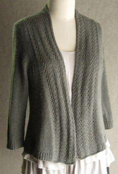 Old Town - veste tricot trouvée chez Annette Petavy