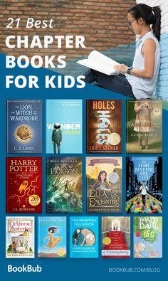 21 Timeless Chapter Books For Children