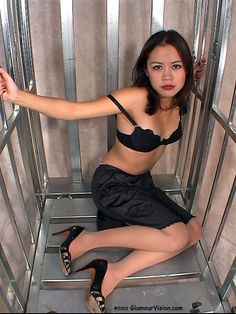 foto de 70 Best lovely hot black half slips images Shirts Slip on Petticoats