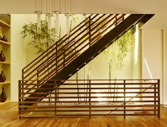 Contemporary Staircase Photos Railings Design, Pictures, Remodel, Decor and Ideas - page 38