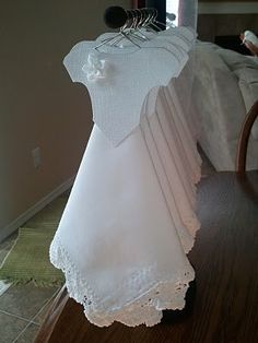 Temple Dress Hankie