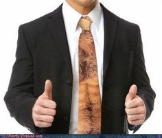 "fashion fail - The Business Tie That Says ""Fire Me, Please."""