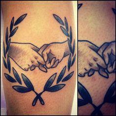 #tattoo #gangtattoo