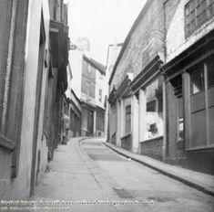 Drury Hill, Nottingham, c 1960s ?
