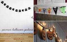 Halloween decor - garland