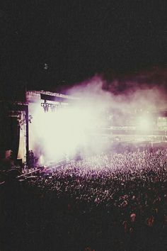 Attend more concerts, they're fun and something to look forward too. June to September is the best time to do this.