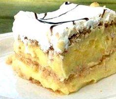 Nageregte – Page 2 – Boerekos – Kook met Nostalgie Baking Recipes, Cake Recipes, Dessert Recipes, Baking Ideas, Guava Desserts, Cream Crackers, Crunch Cake, South African Recipes, Instant Pudding