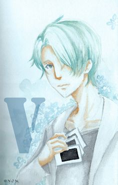 Mystic Messenger : V by aura13aias