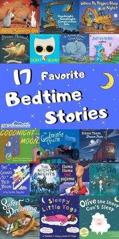 17 Favorite Bedtime Stories