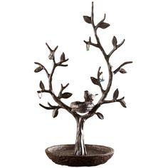 Bird & Twig Jewelry Tree