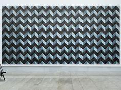 Acoustic Wood Wool Tiles BAUX ACOUSTIC TILES PARALLELOGRAM by BAUX Design Form Us With Love