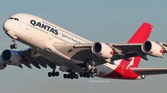 VH-OQK QANTAS A380