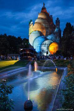 Toruń Festiwal Światła