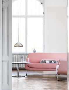 House of the week: Skandiform Pink Couch