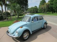 Trucks For Sale, Cars For Sale, Vw Super Beetle, Volkswagen New Beetle, Classic Cars, Classic Auto, Beetle Convertible, Classic Video, Ebay Usa