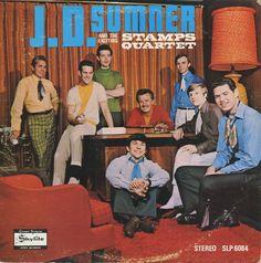 * J.D.Sumner & The Stamps Quartet * 1970.  USA.