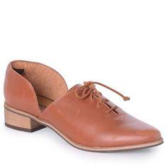 Oxford Feminino Matilda Vernon | Mundial Calçados - MundialCalcados