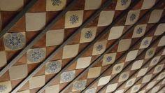 Barca ceiling