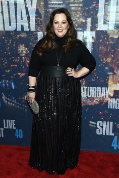 Melissa McCarthy | All The Red Carpet Looks At SNL 40