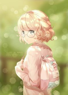 from anime kyouki no kanata Manga Kawaii, Kawaii Anime Girl, Anime Art Girl, Manga Girl, Anime Girls, Anime Girl Pink, Pink Hair Anime, Anime Girl Crying, Blonde Anime Girl