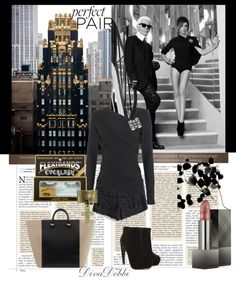 """""""A Perfect Pair Indeed..."""" by divadebbi on Polyvore"""