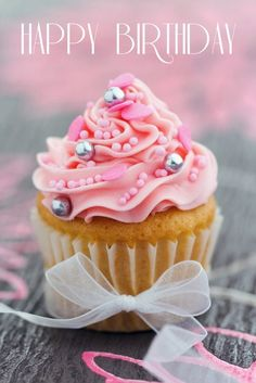Images Of Birthday Cupcakes