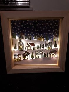 Pin by Jennifer Young on Paper Crafting Cheap Christmas Crafts, Handmade Christmas Decorations, Stampin Up Christmas, Christmas Mood, Holiday Crafts, Christmas Cards, Christmas Lanterns, Christmas Nativity, Christmas Projects