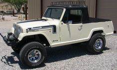 Restored 1968 Jeep Commando Half Cab 4x4 - Buckeye, AZ - Expedition Portal