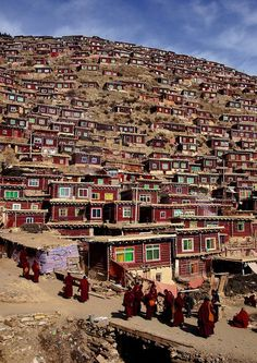 Travel Wishlist #5: Tibet: monks, mountains, and beautiful people.