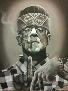 G Frankenstein